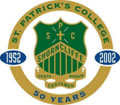 St Patrick's College Secondary - Education Melbourne