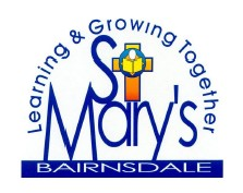 St Mary's Catholic Primary School Bairnsdale - Education Melbourne