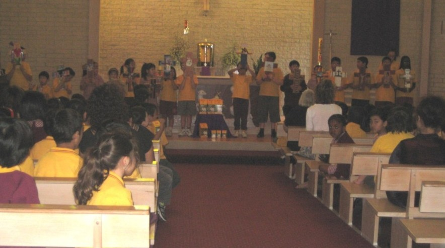 Holy Eucharist Primary - Education Melbourne