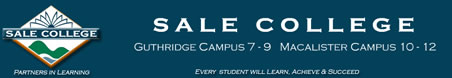 Sale College Macalister Campus - Education Melbourne