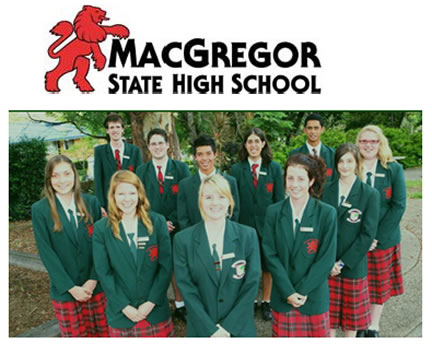 MacGregor State High School - Education Melbourne