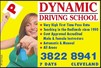 Dynamic Driving School - Education Melbourne
