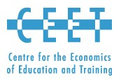 Centre for The Economics of Education and Training - Education Melbourne