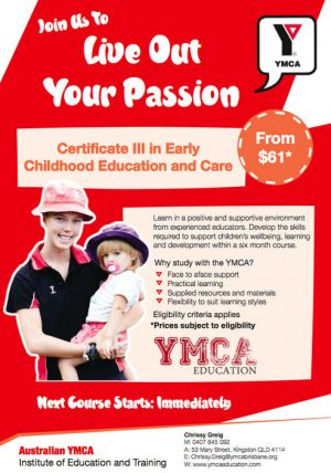 Y-Care - Education Melbourne