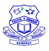 St Joseph's Primary School West Kempsey - Education Melbourne
