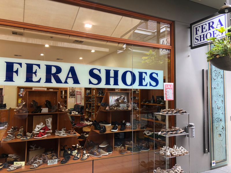 Fera Shoes - Education Melbourne